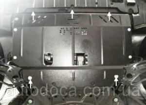 Захист двигуна Hyundai i-30 (2-е покоління) - фото №7