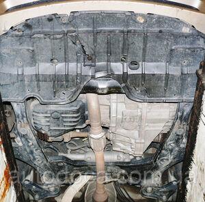 Защита двигателя Lexus ES 350 - фото №6