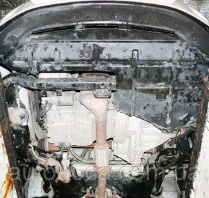 Захист двигуна MG-550 - фото №7