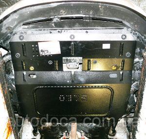 Захист двигуна MG-550 - фото №6