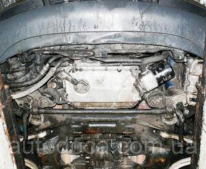 Защита двигателя Audi A6 C5 - фото №12