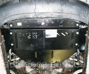 Защита двигателя Audi A6 C5 - фото №11