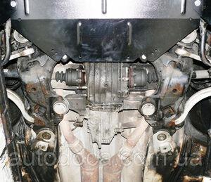 Защита двигателя Audi A6 C5 - фото №14