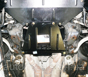 Защита двигателя Audi A6 C5 - фото №13