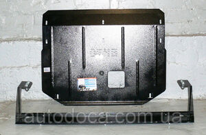 Защита двигателя Ford Transit/Transit Custom - фото №2