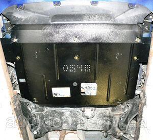 Защита двигателя Ford Transit/Transit Custom - фото №3