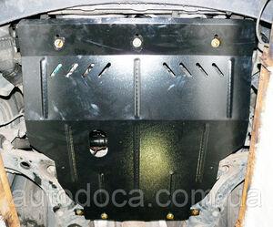 Защита двигателя Volkswagen Golf 4 - фото №5
