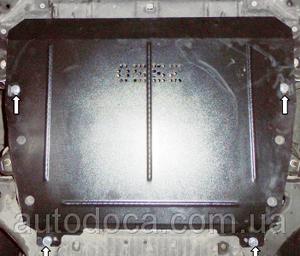 Захист двигуна Toyota Highlander 3 - фото №6