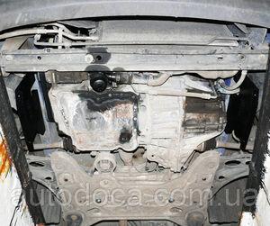 Защита двигателя Opel Vivaro 1 - фото №10
