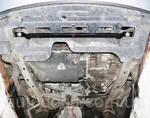 Защита двигателя Kia Carnival (2-е поколение) - фото №5