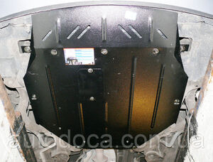 Защита двигателя Kia Carnival (2-е поколение) - фото №4