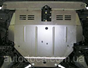 Защита двигателя Hyundai Matrix - фото №6