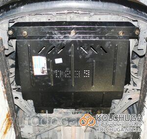 Защита двигателя Mazda 2 (2-ое поколение) - фото №5