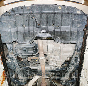 Защита двигателя Toyota Camry 40 - фото №6