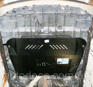 Защита двигателя Toyota Avalon - фото №8