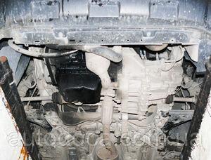 Защита двигателя Fiat Fiorino Qubo - фото №4