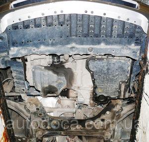 Защита двигателя Nissan Note 1 - фото №10