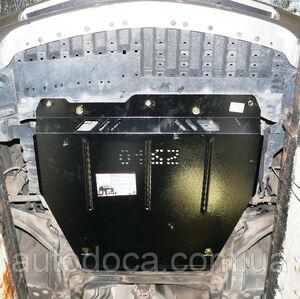 Защита двигателя Nissan Note 1 - фото №9