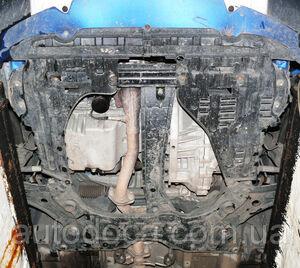 Защита двигателя Suzuki SX-4 Classic - фото №6