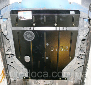 Защита двигателя Suzuki SX-4 Classic - фото №5