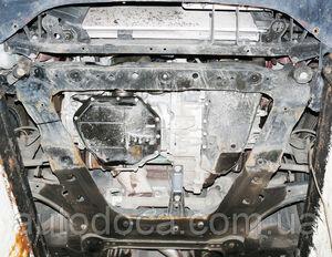 Защита двигателя Nissan Qashqai J10 - Фото №14