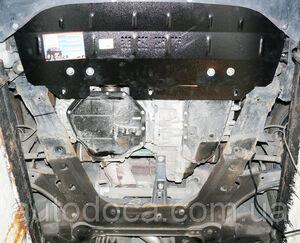 Защита двигателя Nissan Qashqai J10 - фото №12