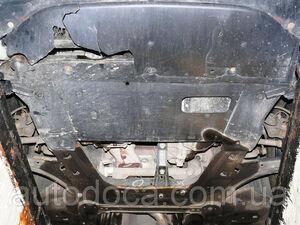 Защита двигателя Nissan Qashqai J10 - Фото №9