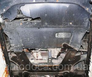 Защита двигателя Nissan Qashqai J10 - Фото №4