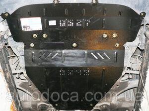 Защита двигателя Nissan Qashqai J10 - Фото №3