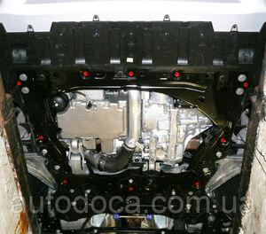 Захист двигуна Volvo XC90 1 - фото №5