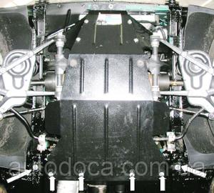 Защита двигателя Нива (ВАЗ 2121) - фото №3