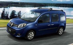 Защита двигателя Renault Kangoo 2 - фото №4