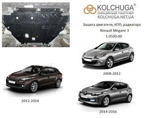 Захист двигуна Renault Megane 3 - фото №1