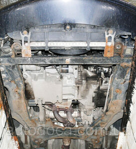 Защита двигателя Alfa Romeo Brera - фото №4