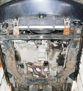 Защита двигателя Alfa Romeo 159 - фото №4