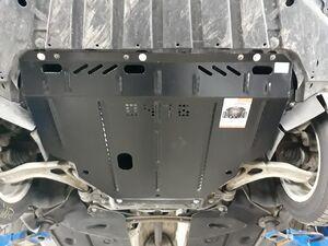Защита двигателя Ford Focus 3 EcoBoost - фото №5