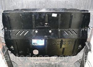 Защита двигателя Ford S-Max - фото №4