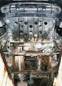 Захист двигуна Ssang Yong Rexton - фото №13