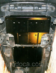 Защита двигателя Ssang Yong Rexton - фото №12