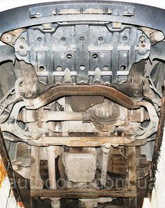 Захист двигуна Ssang Yong Rexton - фото №15
