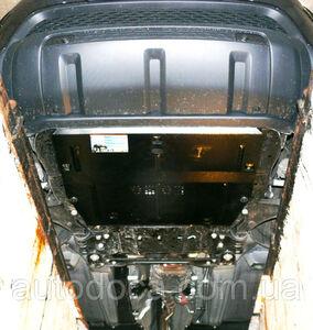 Защита двигателя Range Rover Discovery Sport - фото №5