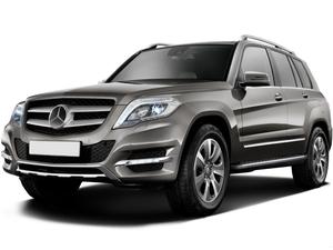Защита двигателя Mercedes-Benz GLK X204 - фото №1