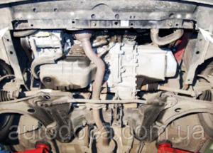 Защита двигателя Citroen C2 - фото №4