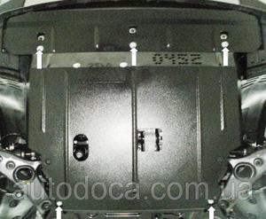 Захист двигуна Hyundai Santa Fe 3 - фото №10