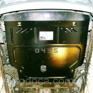 Защита двигателя Chevrolet Lacetti (Nubira) - фото №3