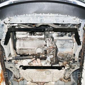 Защита двигателя Volkswagen Golf 5 - фото №7