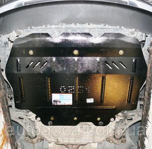 Защита двигателя Volkswagen Golf 5 - фото №6