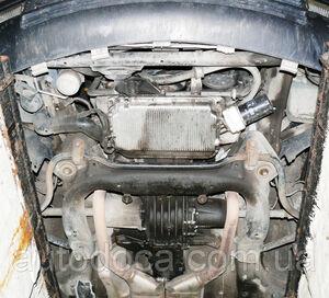 Защита двигателя Audi A6 C4 - фото №4