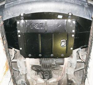 Защита двигателя Audi 100 С4 - фото №9
