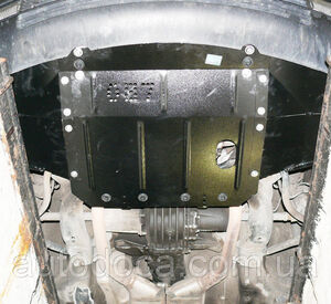 Защита двигателя Audi A6 C4 - фото №3